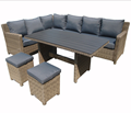 High Quality Rattan Sofa Set (SC-A7622)