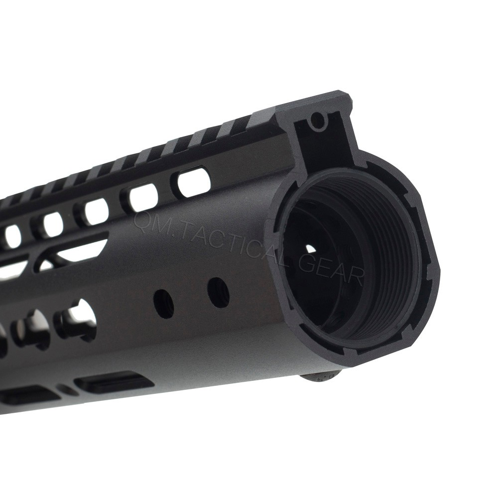 Free Float <strong>12</strong> Inch ar15 Handguard Quad Rail Mount