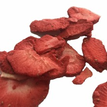New Crop Freeze Dried Strawberry Flakes