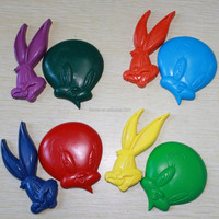 8Colors Looney Tunes Character Crayons for Kids