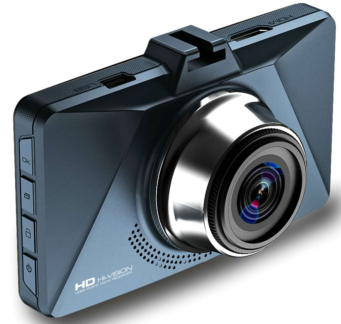 Car Camera 3.0 inch Full HD 1080P Car DVR Video Recorder Dash Cam 170 Degree Wide Angle Motion Detection Night Vision