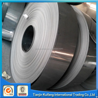 1.6mm PRIME GI SLIT COILS GALVANIZED STRIP STEEL COIL