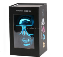 Skull design fashion,new product gift wirelesss speaker with TF Card