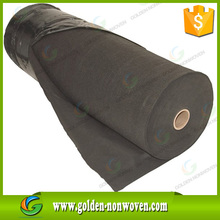 90gsm black color pp spunbond non woven fabric,polypropylene/upholstery nonwoven fabric for furniture use