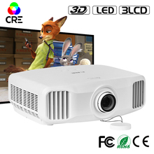Full HD led lcd video projector 10000 lumens
