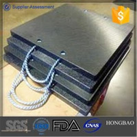 hdpe road mat / mobile outrigger pads / hdpe material ground base