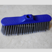 high quality long handle broom plastic broom head for cleaning