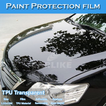 1.52x15M Roll Promotion SINO Clear Sticker Protection for Car Body