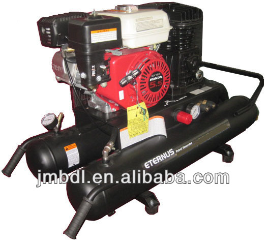 Air Compressor powered by HONDA