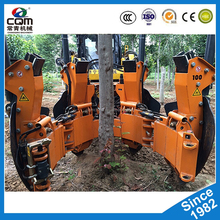 Heavy equipment for large garden Tree transplanter,tree spade
