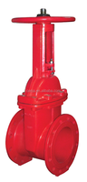 ul listed 250psi fire fighting valves