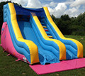 Hola inflatable slide for sale/cheap giant slide for sale