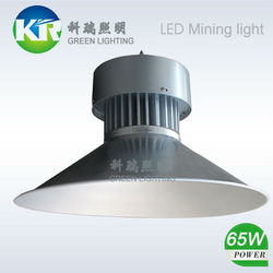 High Brightness 100W Led High Bay Light with glass cover traps dirt
