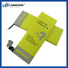 Low price 3.7v 1540mah lithium polymer battery for iPhone4