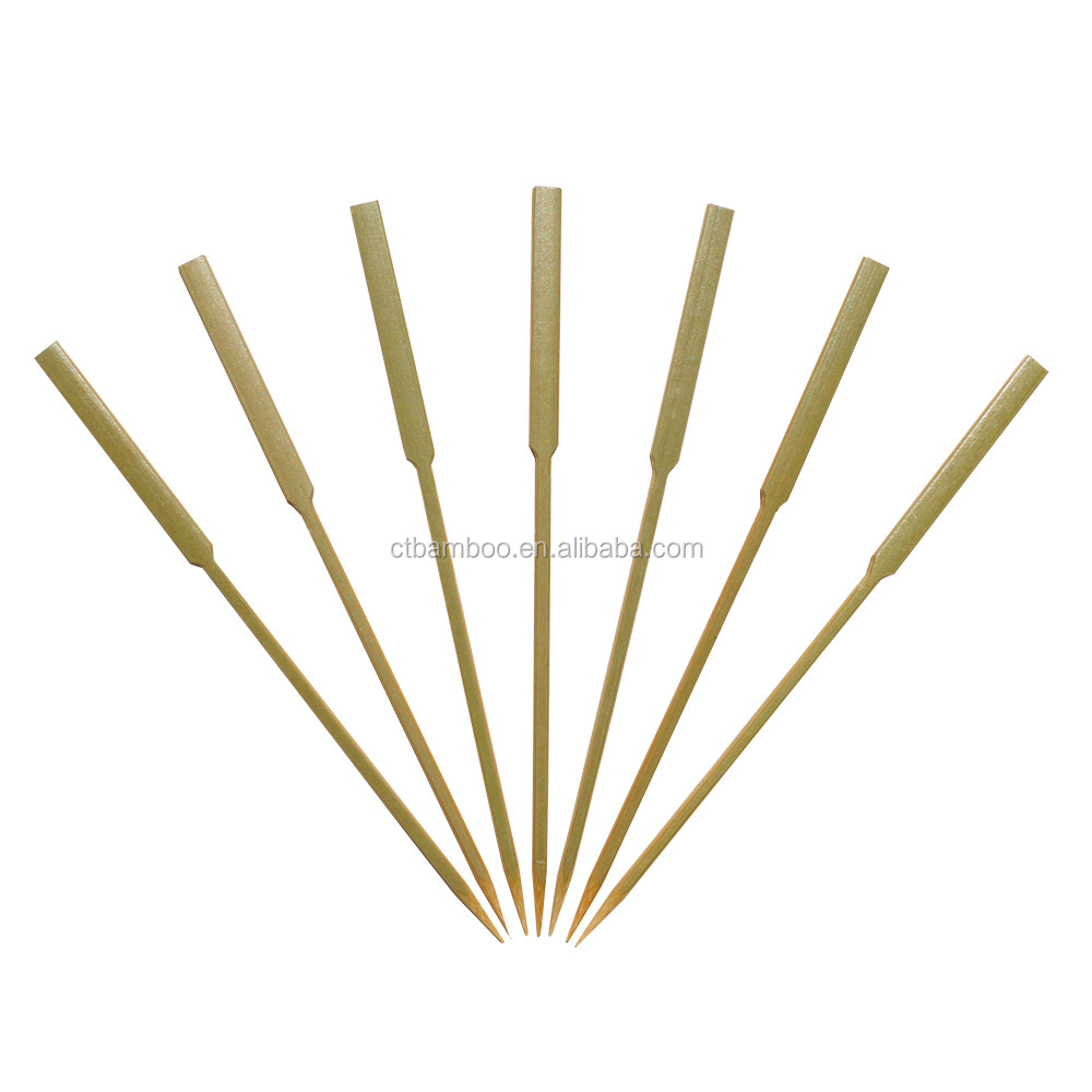 Flat Bamboo Sticks /Yakushi Skewers/Hanging Skewer