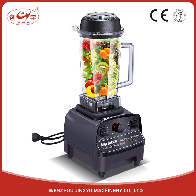 Chuangyu Hot Sale Automatic Adjust Speed Commercial Juicer 5 Litre Mixer/Blender Machine