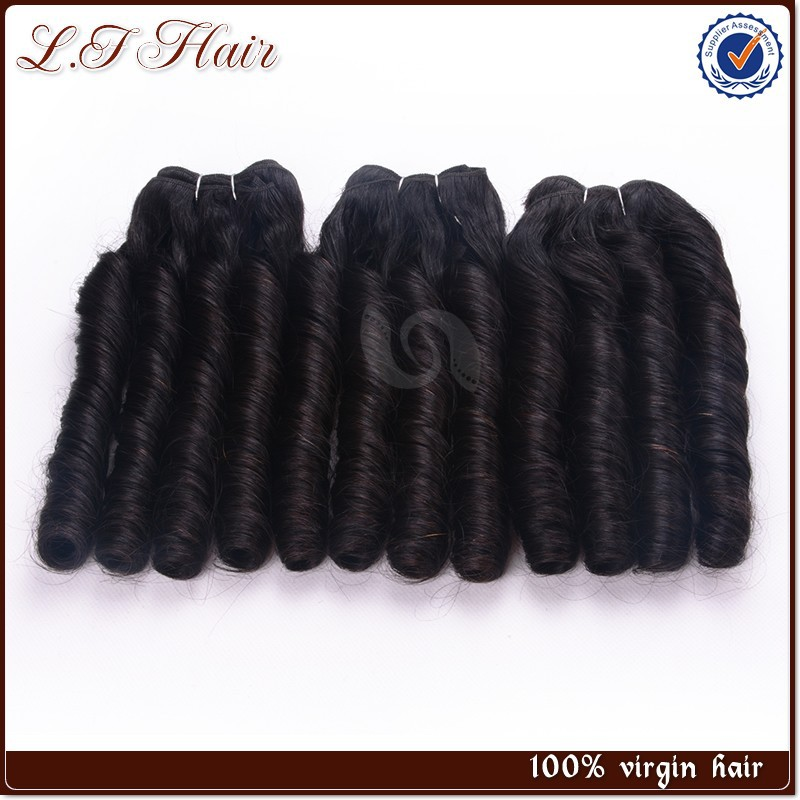 Cheap unprocessed 5a grade wholesale brazilian natural curly virgin hair weave remy human hair weaving