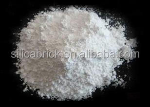 Densified and undensified Silica Fume for Concrete Cement Refractory