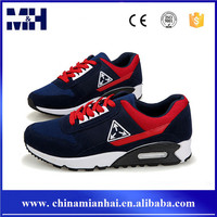 New Design High Quality Canvas Men Running/Fitness/Hiking Sport Shoes