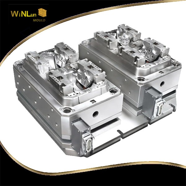 2016 China Wholesale plastic storage box mould with good tool