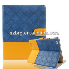 new products 2013 leather tablet case for ipad , case for ipad 4 3 2