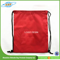 Factory OEM High Quality Satin Drawstring Shoe Bag