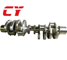 Diesel engine forging 10PC1 Crankshaft