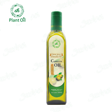 OEM Packing edible cooking oil vegetable oil pure natural camellia oil
