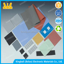 Silicone Material 6.0W/m.k Thermal Interface Pad for LCD