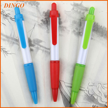 Free Samples Special Clip Plastic Ball Pen