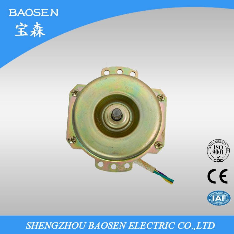 Fine quality ac frequency axial fan with external rotor motors