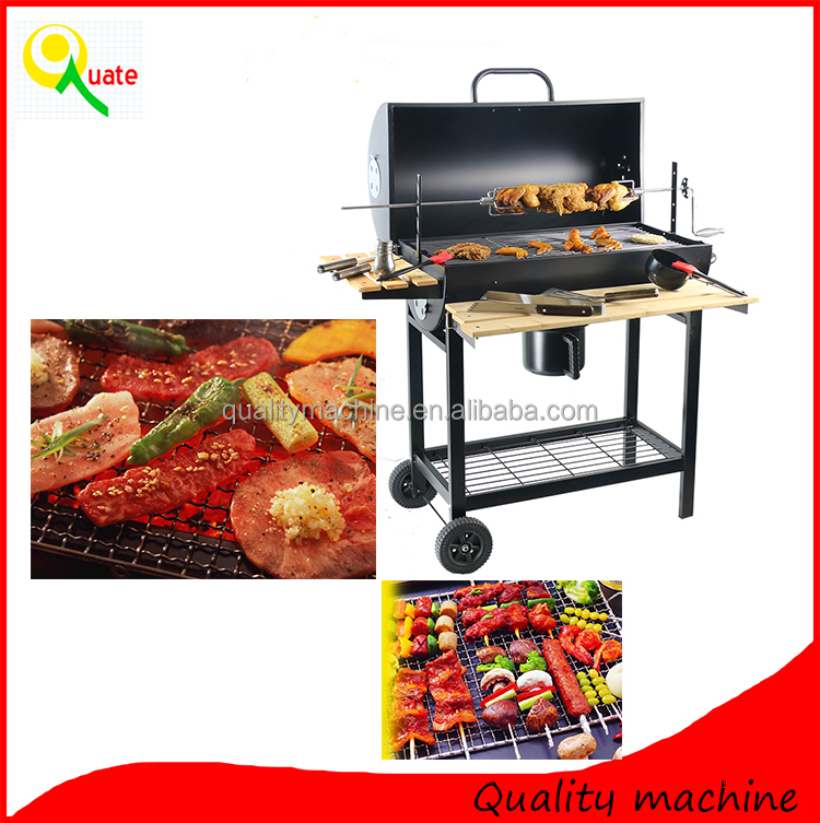 outdoor barbecue grills/bbq/picnic/oven/roti from Henan