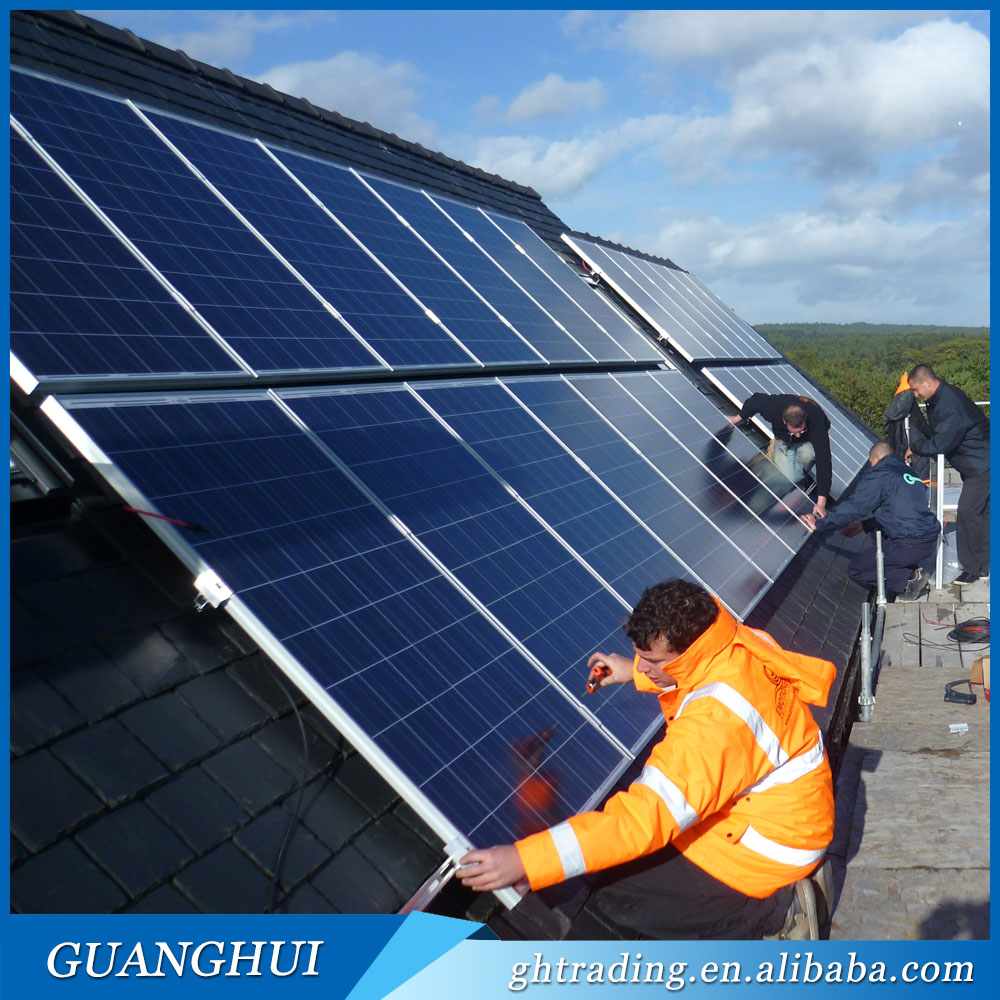 China best PV supplier cheap price per watt poly 300 watt solar panel with 72 cells