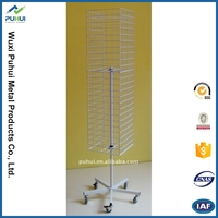 factory supply store merchandise gridwall display panel