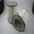 air filter cartridge with three flanges for dust cleaning filter