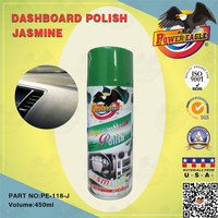 Jasmine Dashboard Wax Silicone Polish For Car Care 450ml