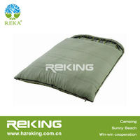 High Quality Lovers Sleeping Bag 2-Person White Goose Down Sleeping Bag