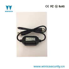 cctv hd BNC male to BNC female with mini cable 25 video balun HD Ground Loop Isolator