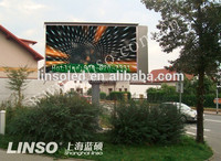 Outdoor Aluminum Cabinet P8 LED Billboards Display,LED Advertising Digital Sign