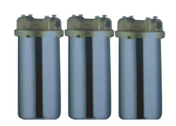 one stage steel filter,two stage steel filter,three stage steel filter,steel filter,steel water filter,steel purifier