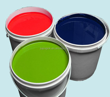 plastic film printing water based ink