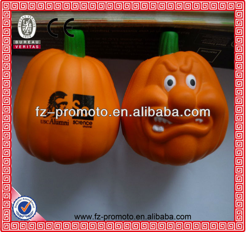 wholesale craft foam pumpkins