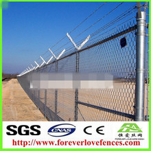metal powder coated security fence 358 anti climb fence