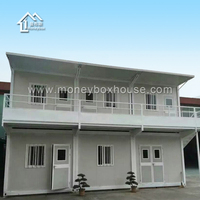 construction site work site fast build mobile prefabricated container house labor camp for sale