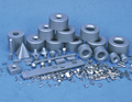 tungsten carbide products in machinery