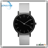 minimalist custom design watch with japan movt stainless steel back sr626sw