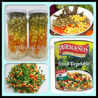 2015 Chinese Canned Vegetables