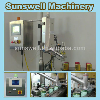 liquid nitrogen injection machine