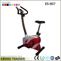 Indoor Cycling Trainer Bike Manual Exercise Bike