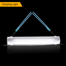 Christmas gift battery operated camping emergency light 18650 rechargeable sos flash emergency light stick